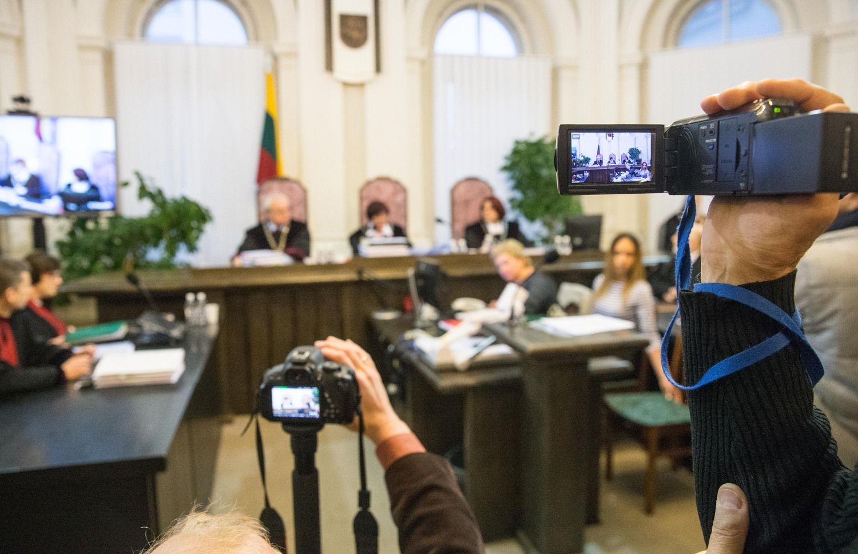 Teismui perduota dar viena Sausio 13-osios byla