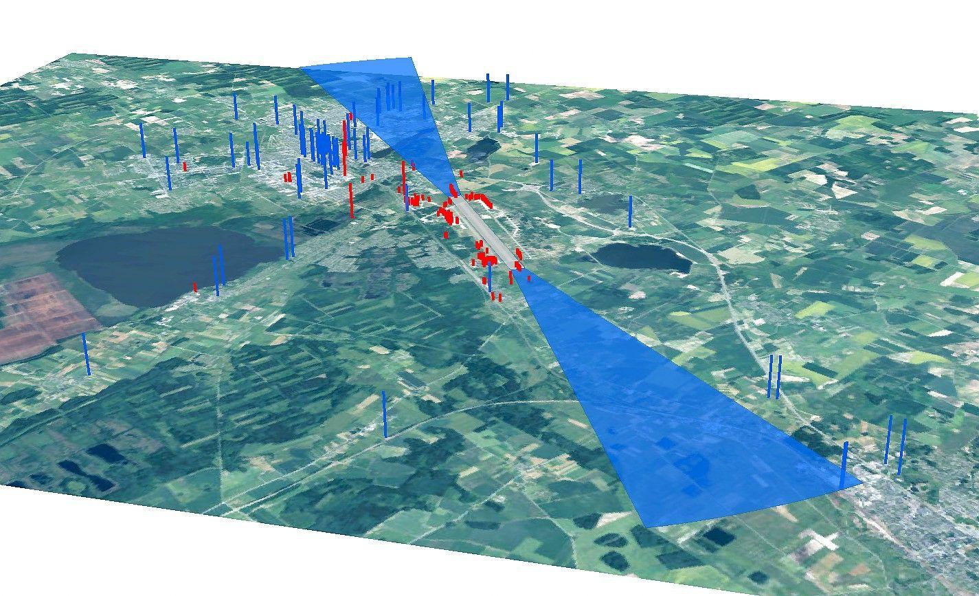 """""""Oro navigacija"""" teiks duomenis 3D formatu"""