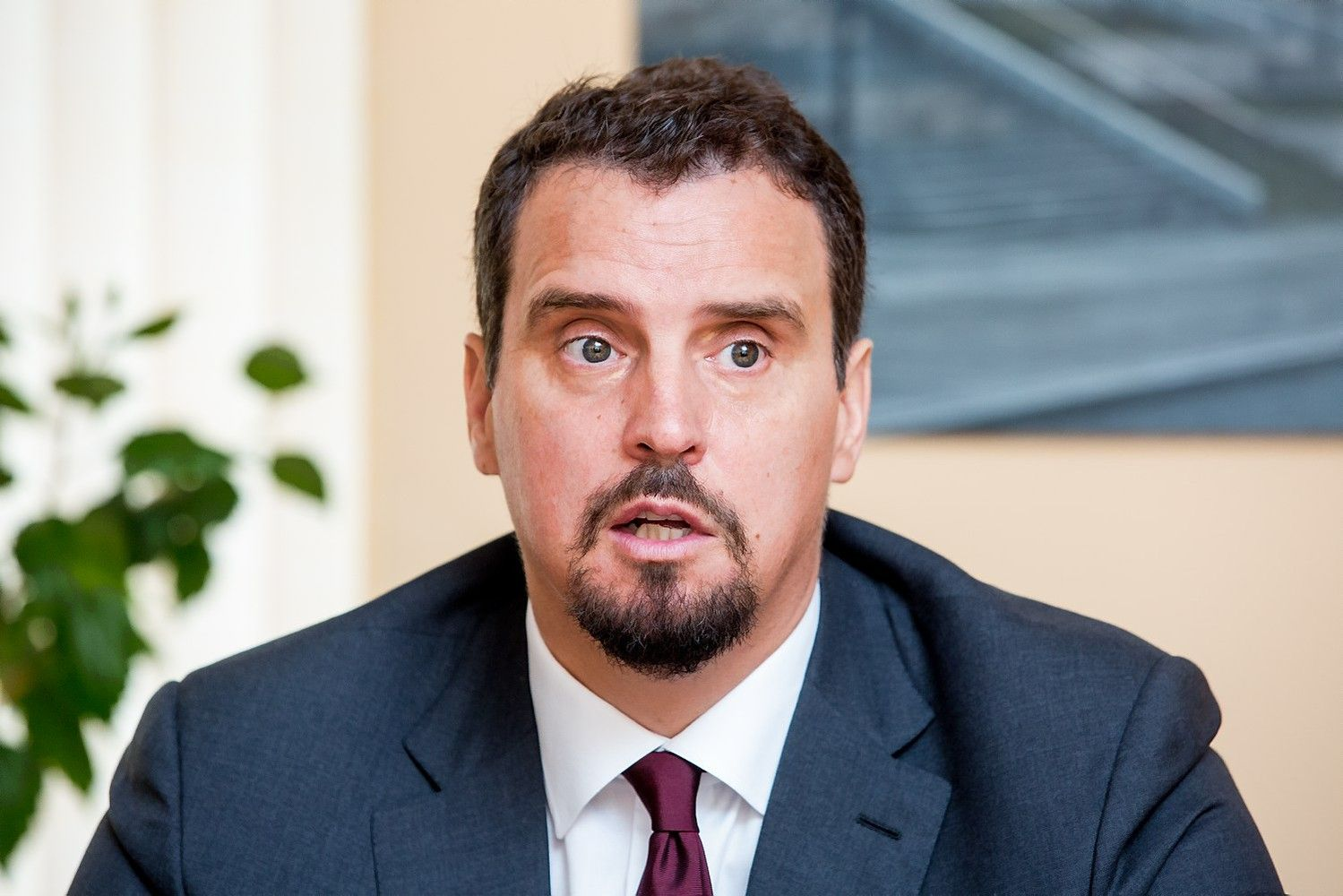 """Lords LB Asset Management"" investuoja 200 mln. Eur, į komandą pasikvietė A. Abromavičių"