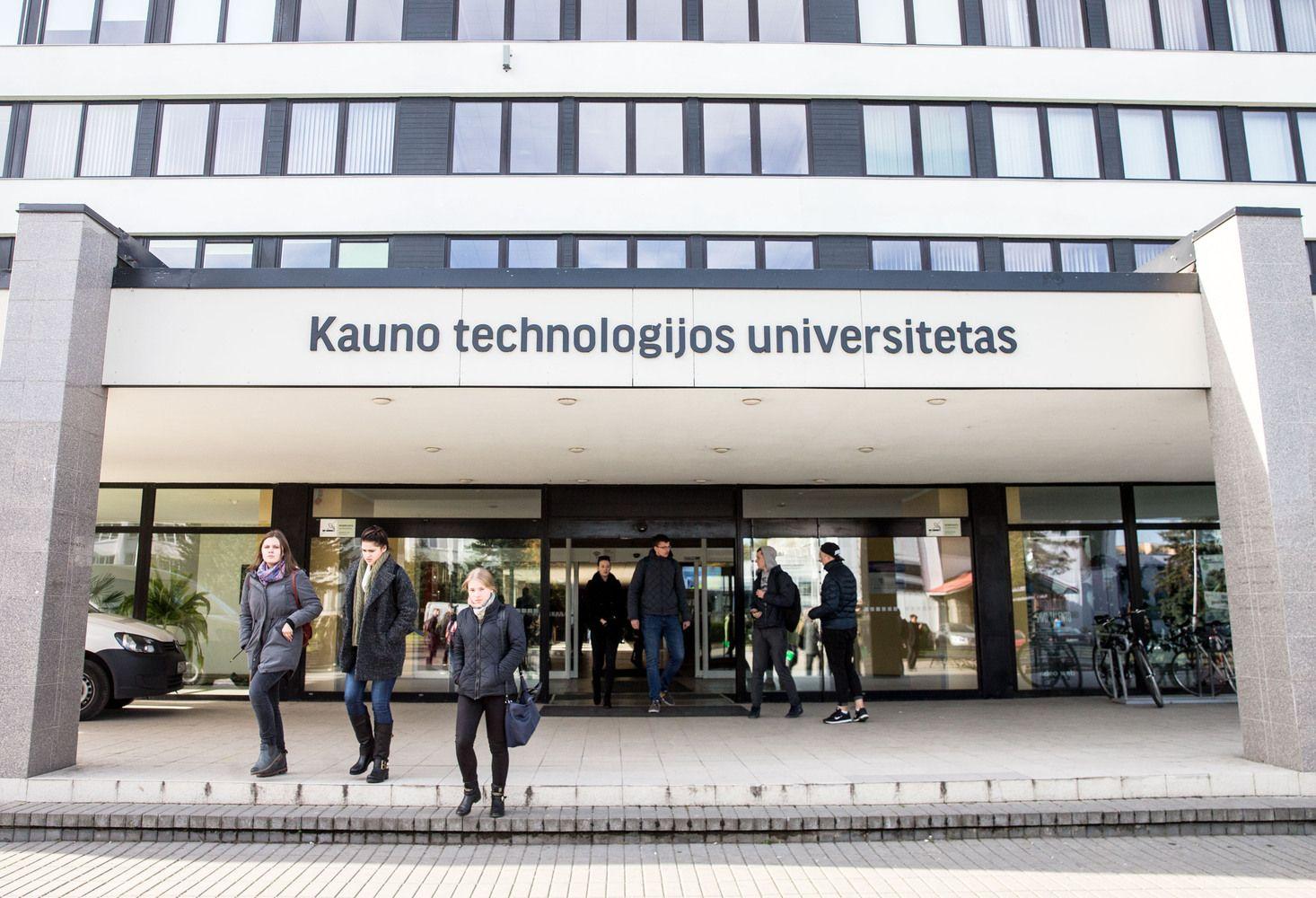 KTU pristatė pirmą šalyje 3 metų bakalauro programą