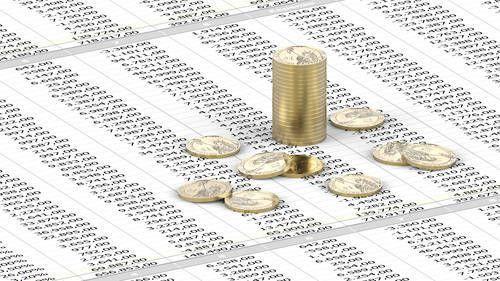 Aukščiausią kredito reitingą turi 0,6% paskolas ėmusių Lietuvos įmonių