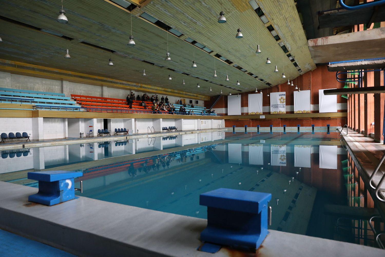 Uždaromas Lazdynų baseinas: pradedama 21,8 mln. Eur vertės rekonstrukcija