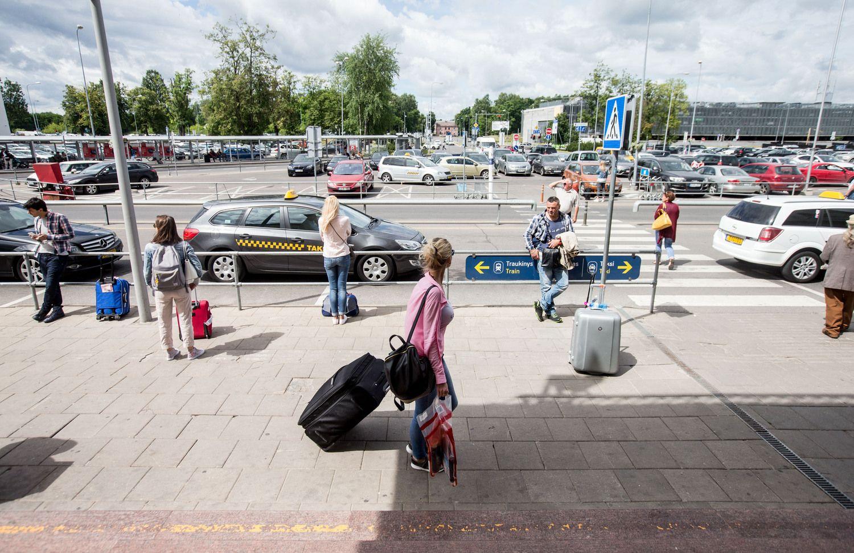 Keleivių skaičius Lietuvos oro uostuose augo 15%