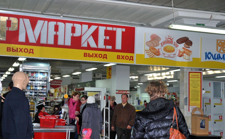 Lietuviškas prekybos tinklas Baltarusijoje žiojasi praryti rusišką