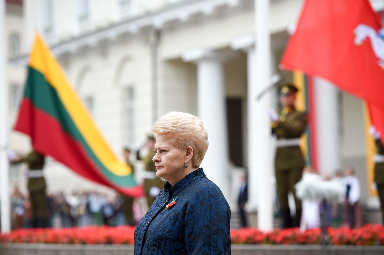 Lietuva švenčia Valstybės dieną