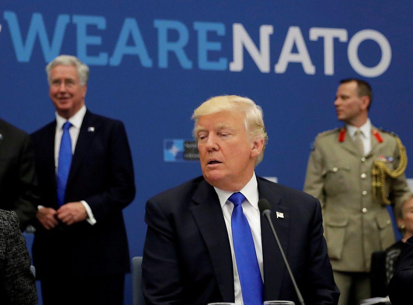Trumpas Varšuvoje išryškins prieštaras Europoje