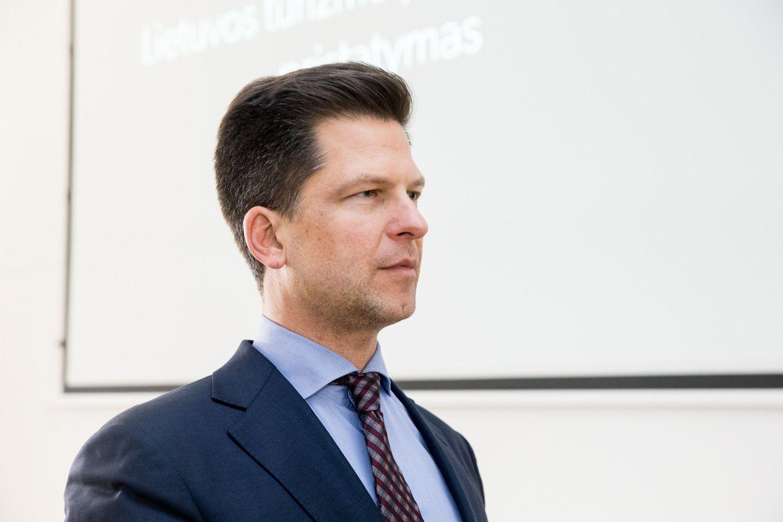 """Atleistas """"Go Vilnius"""" vadovas"""
