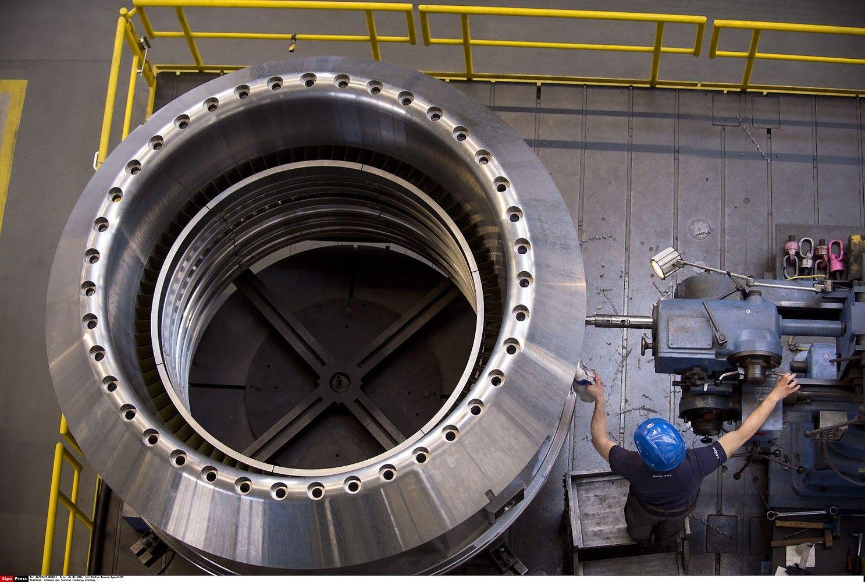 """Tiria, ar """"Siemens"""" turbinos neleistinai pateko į Krymą"""