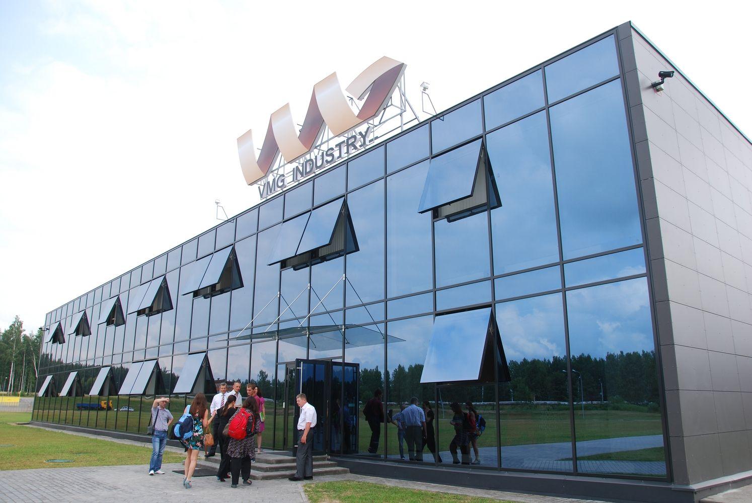 Vakarų medienos grupė turės didžiausią lentpjūvę Baltarusijoje