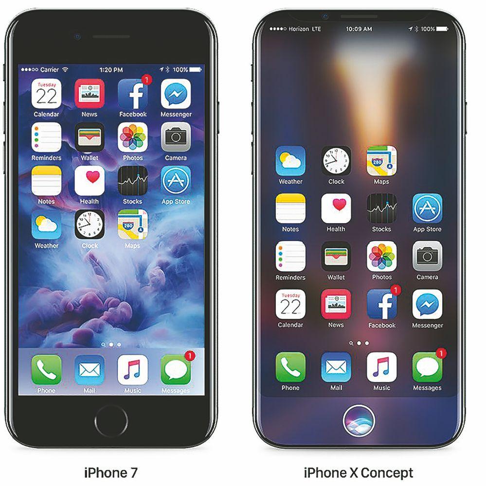 "Jubiliejinis ""iPhone"": koks jis bus"
