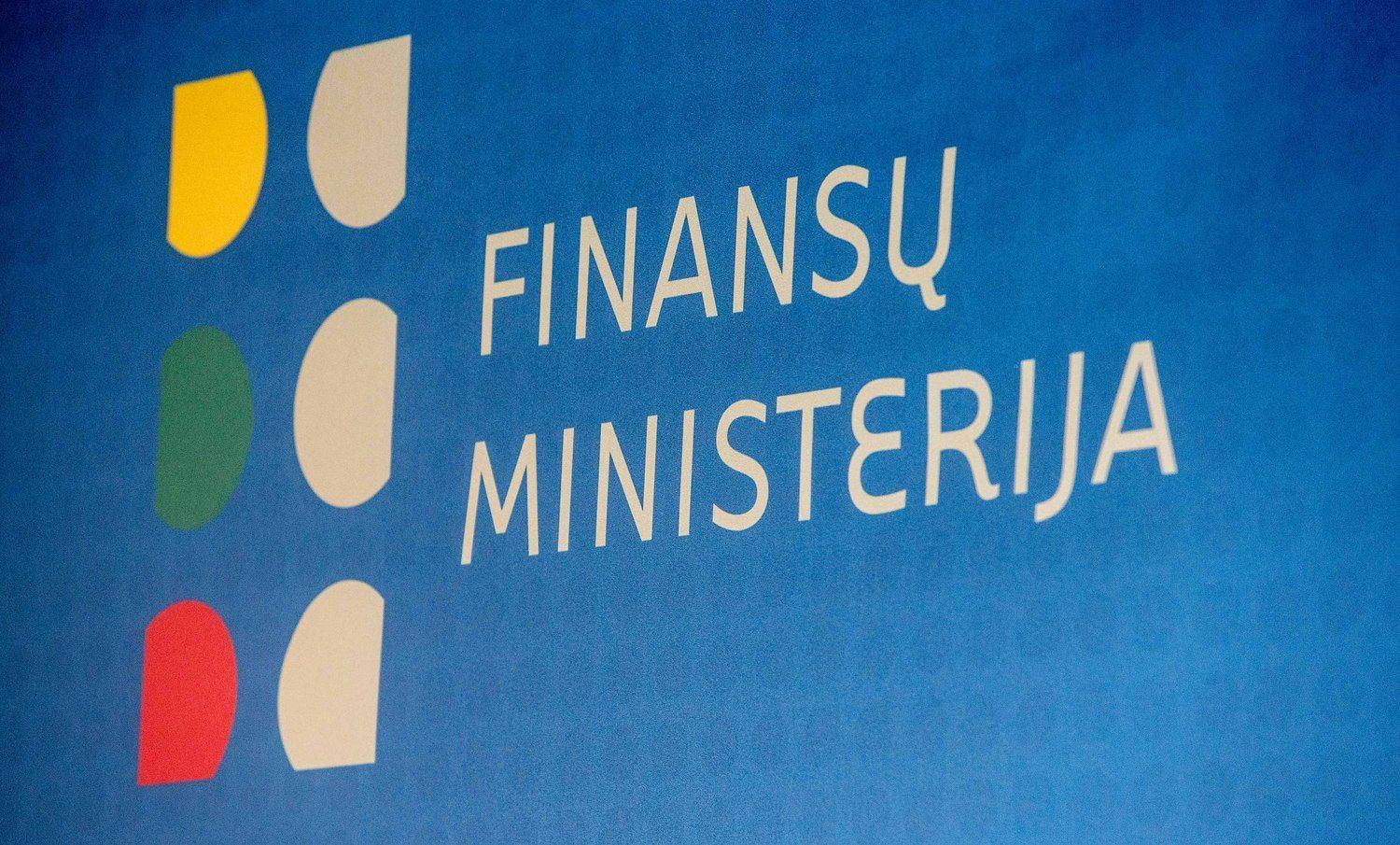 Finansų ministerija turi naują komunikacijos komandą