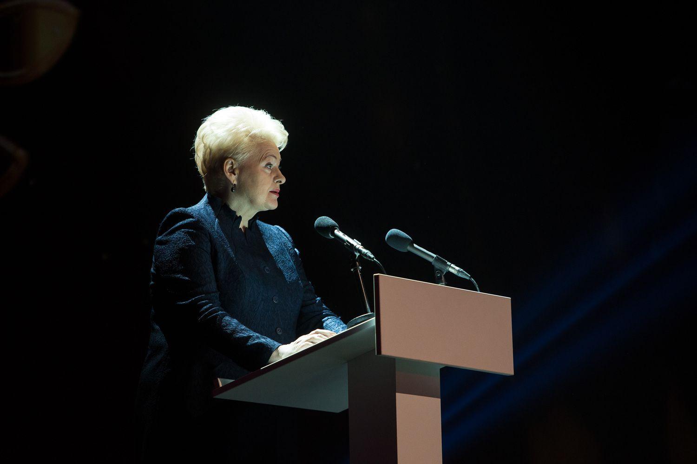 Prezidentės kadencijos metinės: akcentai – saugumas ir teisingumas
