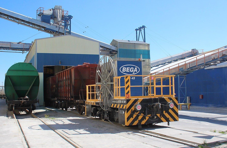 """""""Bega"""" ėmėsi unikalaus sprendimo transporto sektoriuje"""