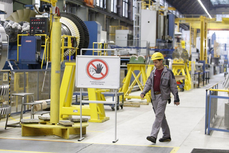 """""""Siemens"""" dėl turbinų Kryme kreipiasi į teismą"""