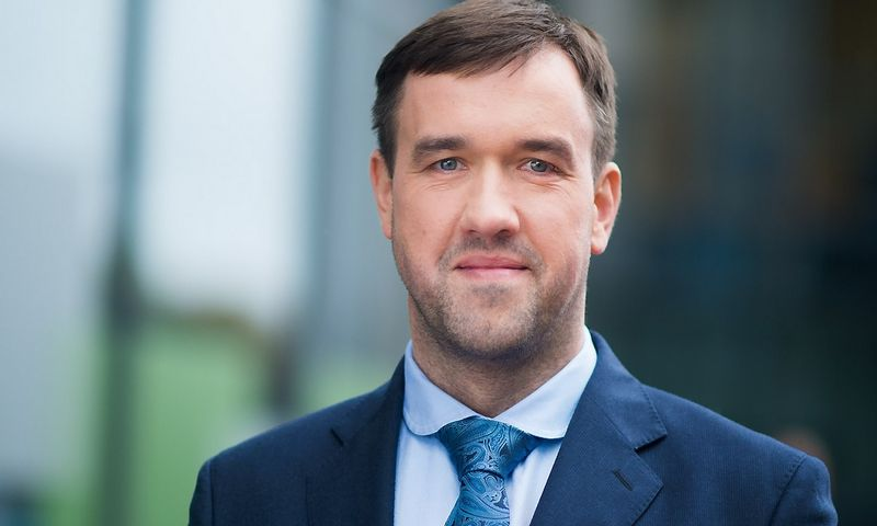 """Dr. Vilius Mačiulaitis advokatų profesinės bendrijos  """"iLAW"""" partneris, advokatas."""
