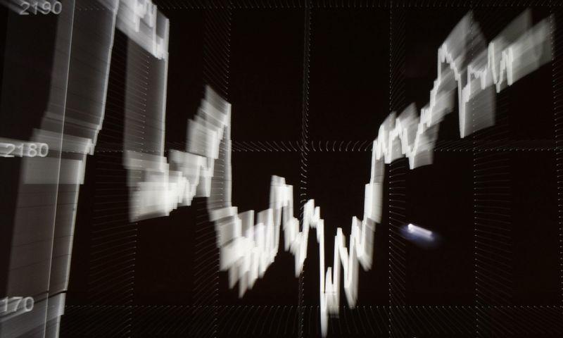"""Pasiketęs ECB tonas sujudino rinkas. Kacpero Pempelio (""""Reuters""""/""""Scanpix"""") nuotr."""