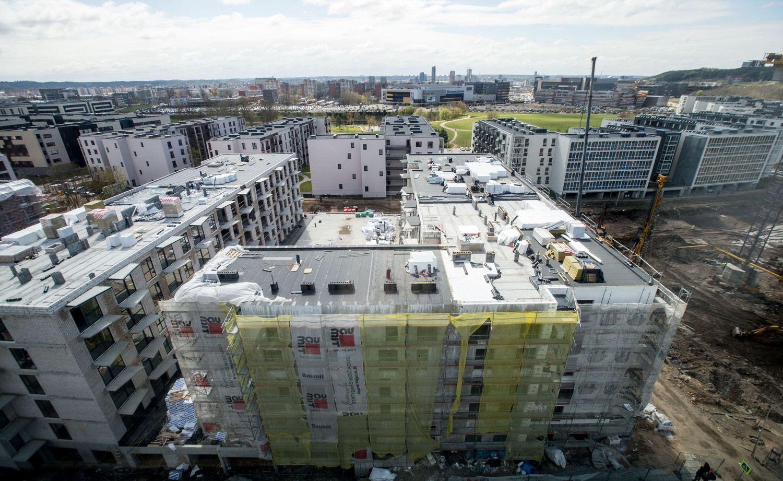 Būstui lietuviai išleidžia daugiau: daugiausia – senos statybos butams