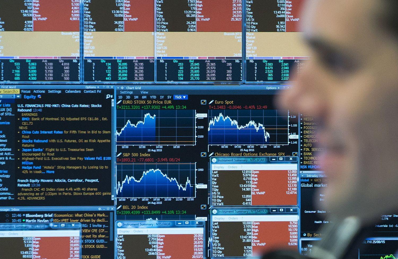 Akcijų rinkoje –tebesitęsiantis vakarėlis ir jokio nerimo