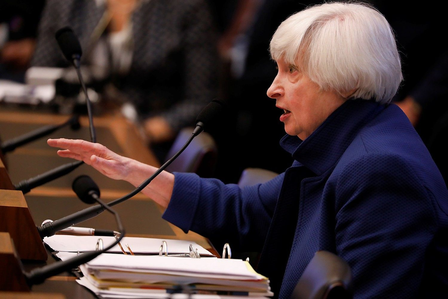 Equity Gains Spread After Yellen; Dollar Slides: Markets Wrap