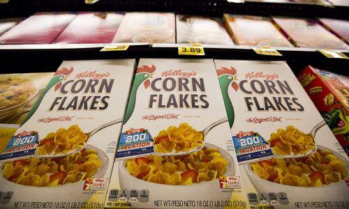Didieji maisto gamintojai praranda pozicijas Amerikoje