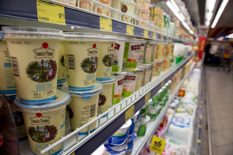 Prekybininkai atima iš gamintojų prekių ženklus: iššūkiai ir nauda Lietuvos pramonei
