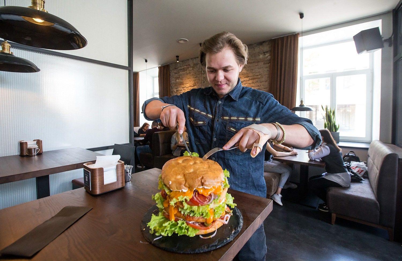 """""""Talutti"""" sėkmės istorija: amerikietiškos porcijos ir maistas, kurį norisi fotografuoti"""