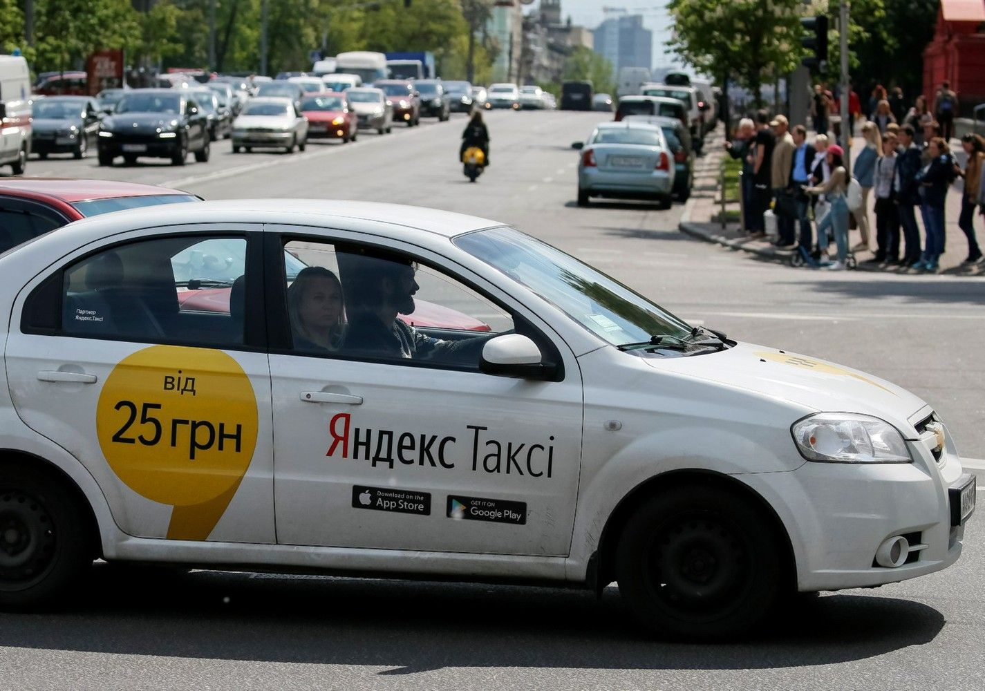"""""""Uber"""" Rusijoje vienija jėgas su """"Yandex.Taxi"""""""