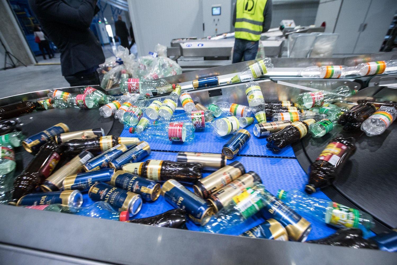 Dėl į Lietuvą migruojančių butelių ir skardinių gali tekti keisti ženklinimo kodus
