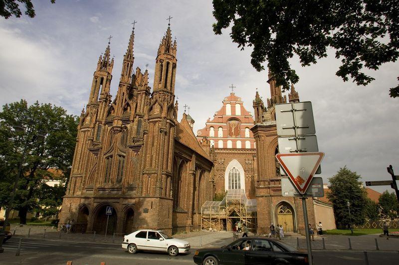 Kartu su kitų ES valstybių UNESCO paveldo objektais Vilniuje esantys turistų traukos centrai bus viešinami net ir tokiose tolimose rinkose kaip Kinija ir JAV Vladimiro Ivanovo (nuotr).