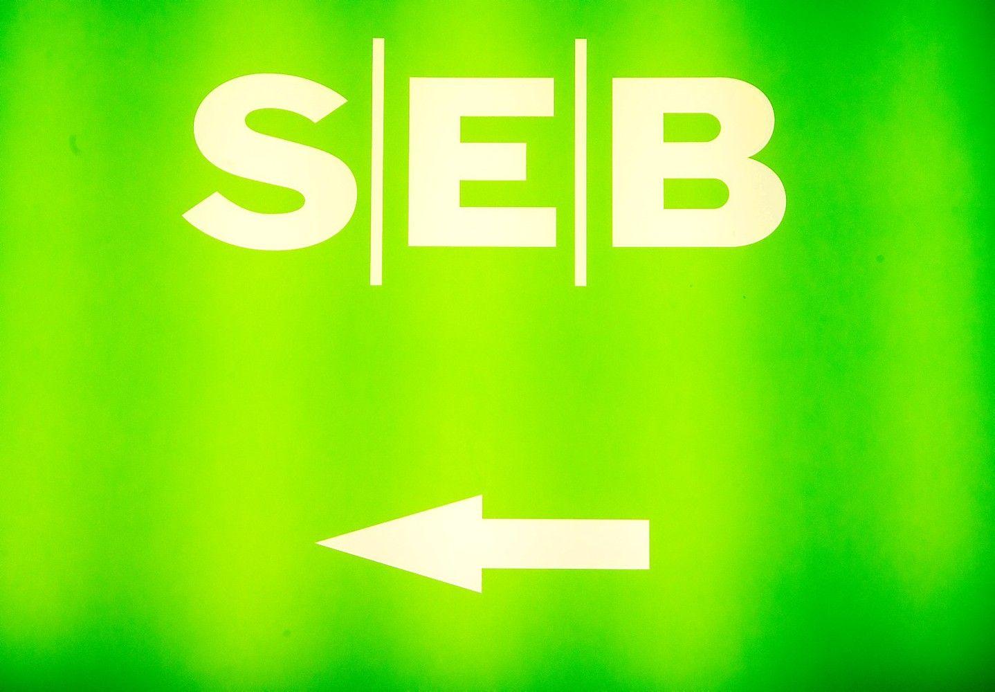 SEB bankas uždirbo 38% daugiau, kapitalą mažino išsimokėti dividendai
