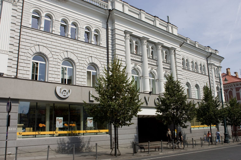Parduodami centriniai paštų pastatai Vilniuje, Kaune ir Klaipėdoje
