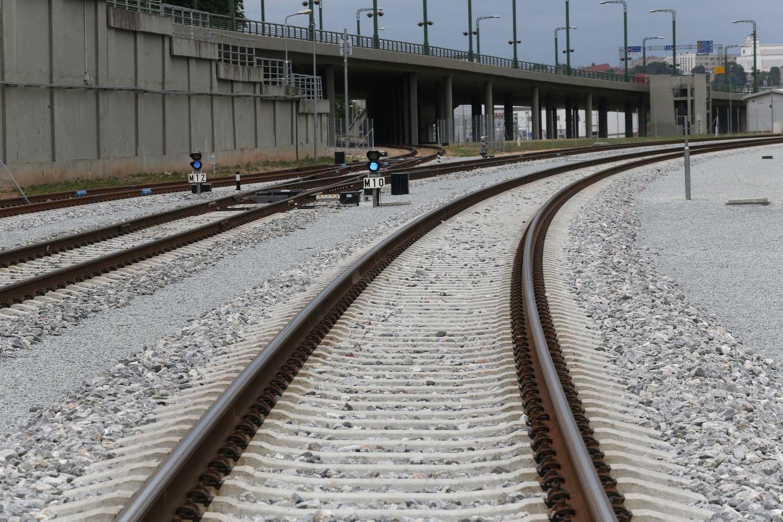 """Rail Balticos"" projektas: vieni regi Lietuvos vėlavimą, ministras – lyderystę"