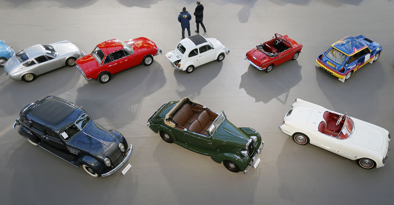 Klasikinių automobilių rinka lėtėja, bet uždirbti dar yra iš ko