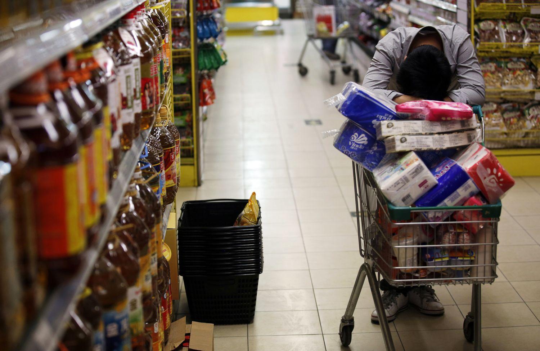 Apie prekybos apgavystes ir meilę vartotojui