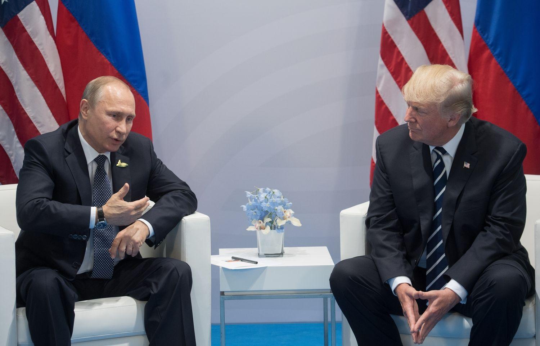 Rusijos ir JAV disputas dėl diplomatinių atstovybių didina įtampą