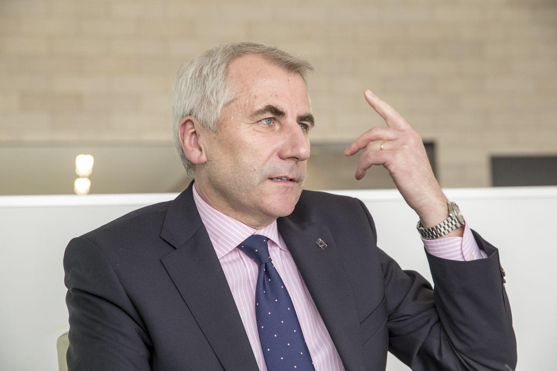 Vygaudas Ušackas vadovaus KTU Europos institutui