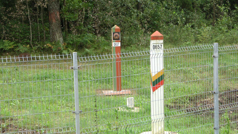 Į Rusiją nerekomenduojama antžeminiu transportu vykti per Baltarusiją