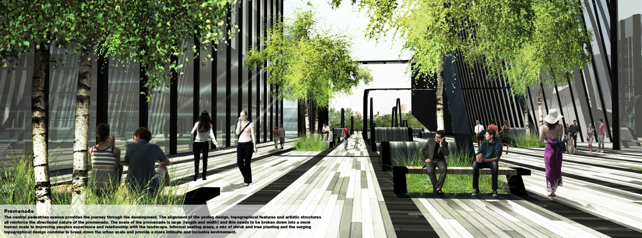 Sprendžia, kaip atrodys viešosios erdvės buvusio Žalgirio stadiono teritorijoje