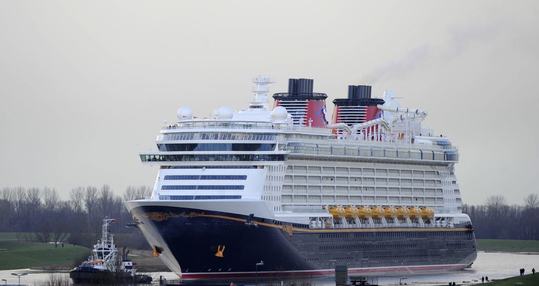 """""""Disney"""" kruiziniams laivams renkasi SkGD"""