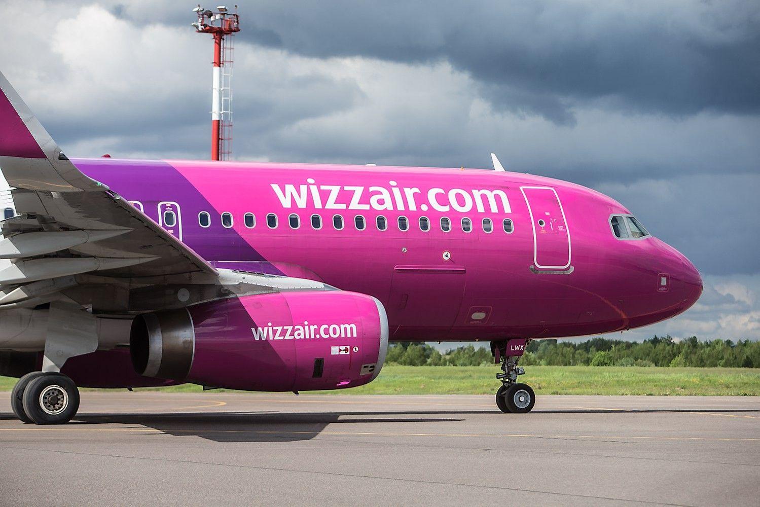 """""""Wizz Air"""" pelnas ir pajamos kilo dviženkliu tempu"""