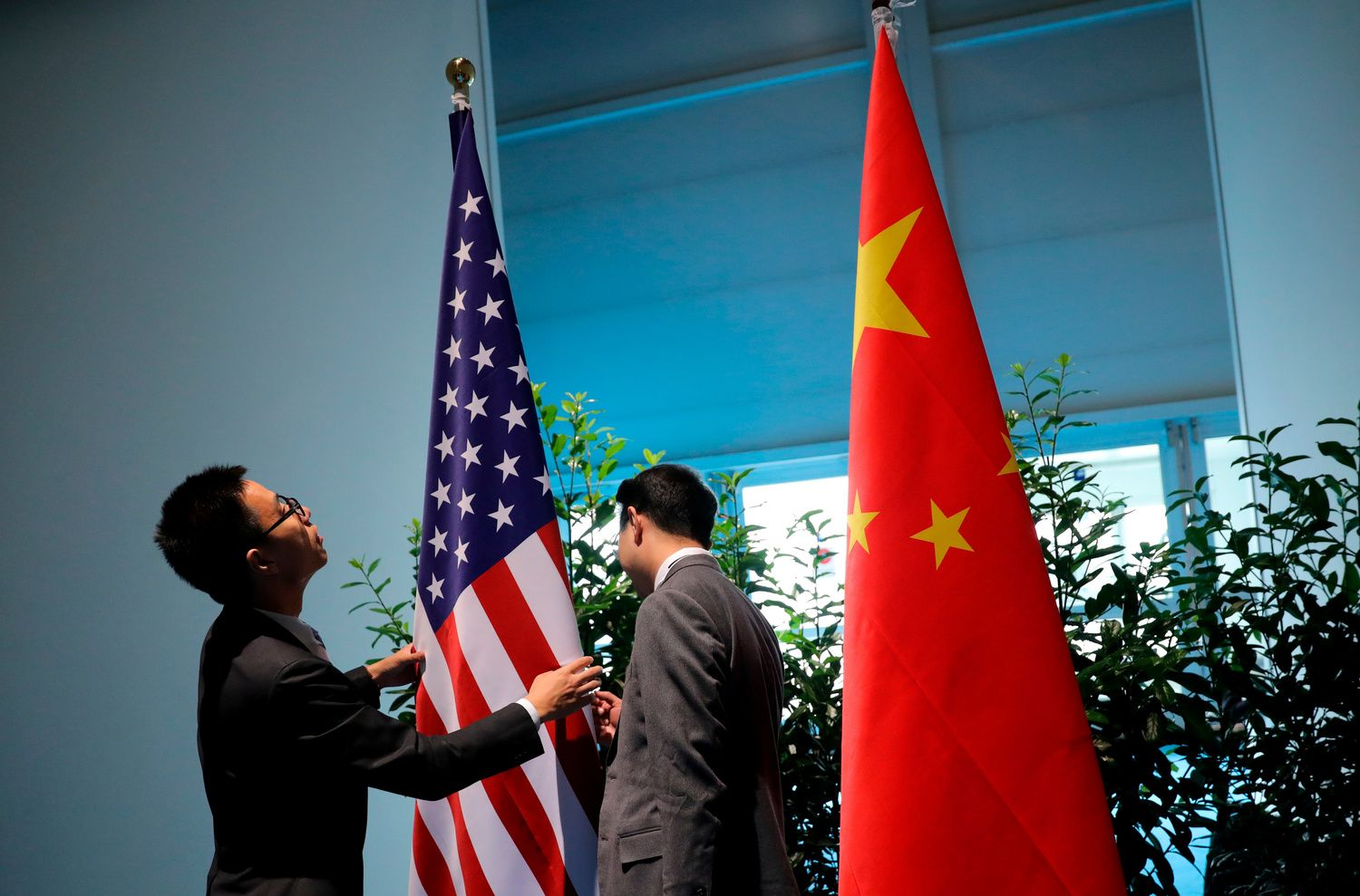 U.S., China Sidestep Discord to Focus on More Balanced Trade