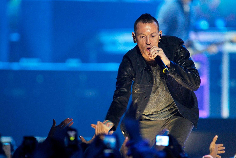 "Mirė ""Linkin Park"" lyderis Chesteris Benningtonas"