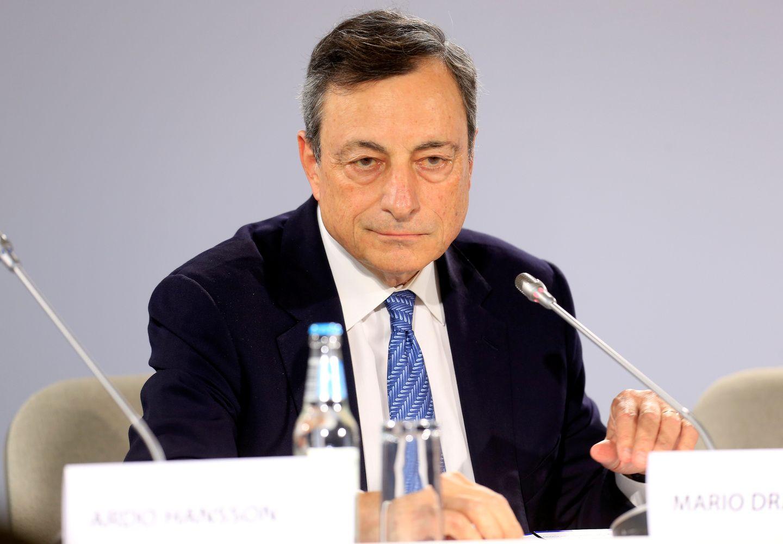 ECB kol kas negriežtina tono