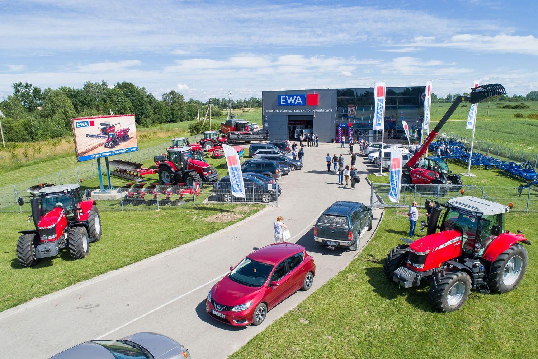 Biržoje pritrauktą kapitalą EWA investuoja Lietuvoje