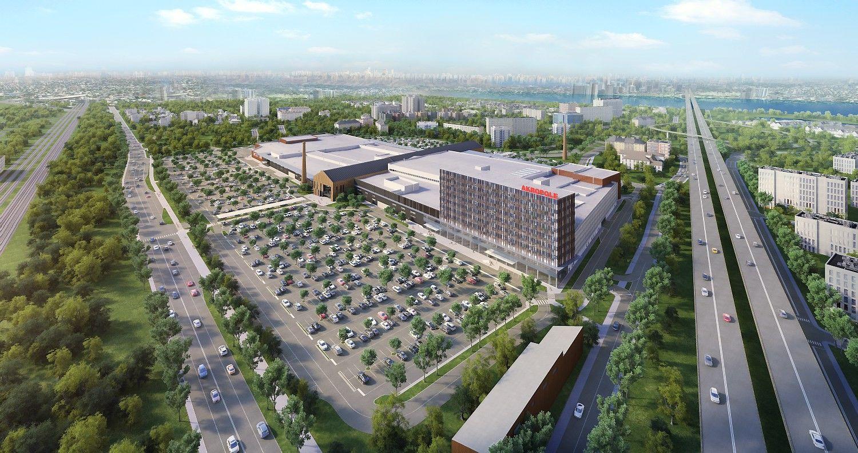 """Investicijos į Rygos """"Akropole"""" sieks beveik 200 mln. Eur"""