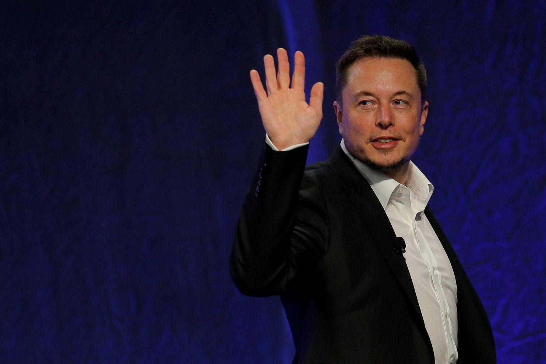 Elonas Muskas: Baltieji rūmai pritarė greitojo tunelio projektui