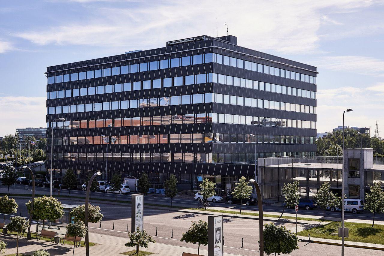 """350 """"Icor"""" koncerno darbuotojų įsikurs biurų pastate """"Penta"""""""