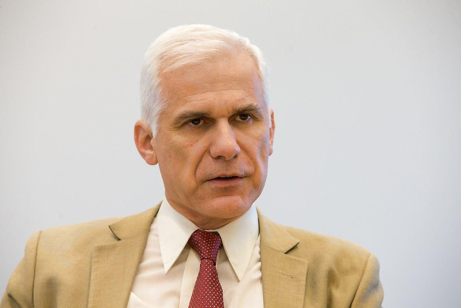 Lietuvos EBPO stojimo koordinatorius: kuo mažiau urėdijų, tuo geriau