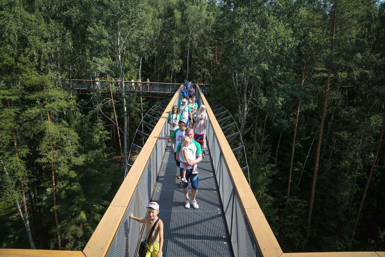 10 kelionių krypčių su vaikais po Lietuvą