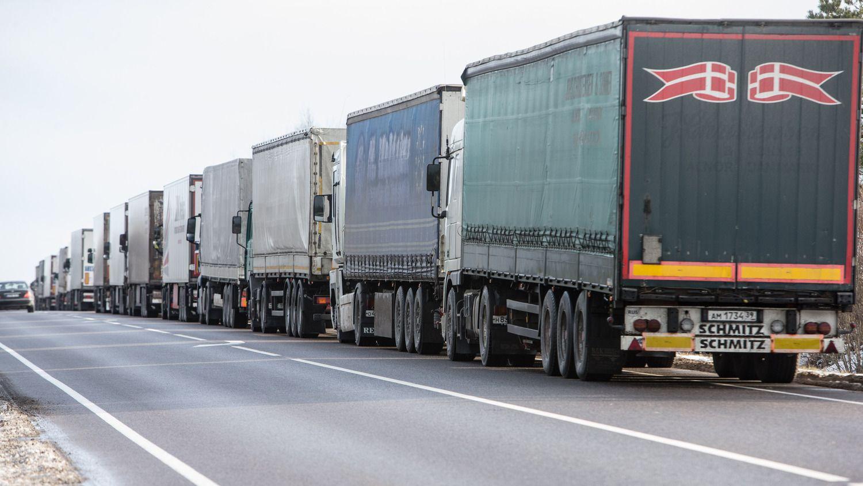 Krovinių dukart daugiau nei transporto – Europa žvalgosi vežėjų